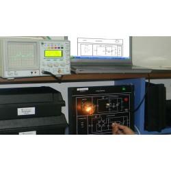 Scientech2711 Plataforma para Regulador de Lámparas
