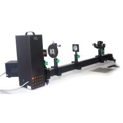 Nvis 6028 Laboratory for Fresnel`s Biprism Setup