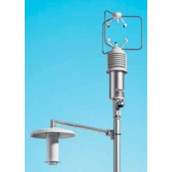 HD 9006 Aspirated Air Temperature Probe with Protection Screen