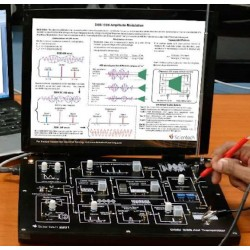 Scientech2201 TechBook Transmisor DSB / SSB AM