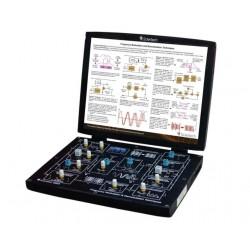 Scientech2203 TechBook para Técnicas de Modulación de Frecuencia y Demodulación