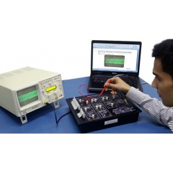 Scientech2204 Platform for the Study of FM Communication