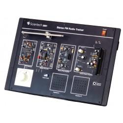 Scientech2205 Platform for Noise Audio - Amplifier