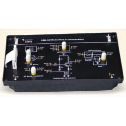 Scientech2170J Laboratório de Modulação e Demodulação DSB-AM