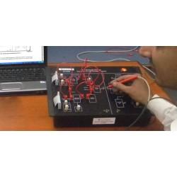 Scientech2208 Laboratorio para Modulador y Demodulador de Frecuencia Armstrong
