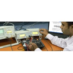 Scientech2209 Laboratorio Detector Sincrónico de AM