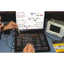 Scientech2803 TechBook Demodulador y Modulador Delta, Delta Sigma, Delta Adaptativa