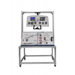 AT-12001 Sistema de Formación para la Instrumentación de Cabina
