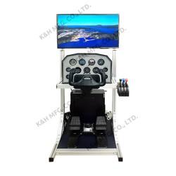 AT-F3001A Simulador de Vôo de Modelo Básico