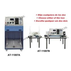 AT-11007 Banco de Entrenamiento de Aviónica
