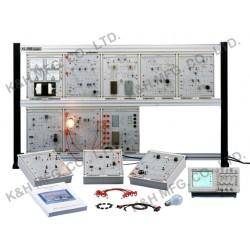 KL-500 Sistema de Entrenamiento Electrónico Industrial