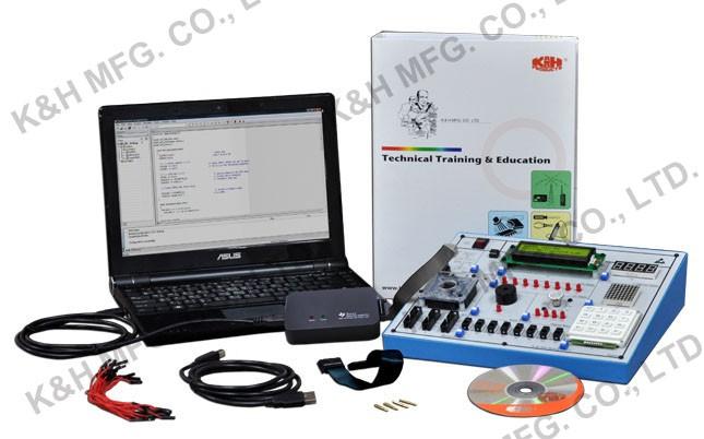 MTS-54 MSP430 Training Lab - Maranata-Madrid SL - NIF B-85746204