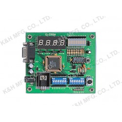 CI-33004 Mesa de Experimentos CPLD / FPGA