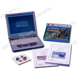 CIC-310 Sistema de Desarrollo CPLD / FPGA