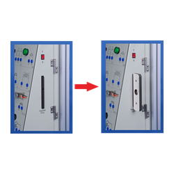 KR-101 Refrigerator Model Training System