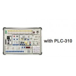 MS-7600 Sistema de Entrenamiento Portátil de Mecatrónica (para PLC-310)
