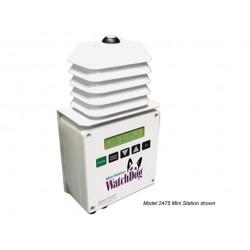 3684WD Mini Station WatchDog 2450 para Temperatura e Umidade Relativa