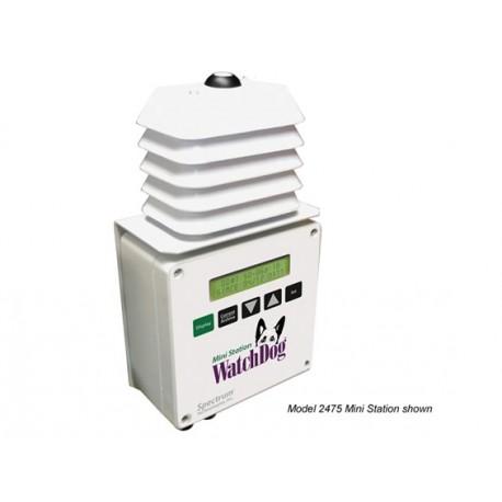 Mini Station WatchDog 2450 para Temperatura  y Humedad Relativa