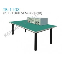 TB-1103 Training Bench (BTC-11001 Bench Top Console + EM-3380-1B Working Table)
