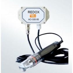 AO-500-06 Sensor ORP (Potencial - Oxidação / Redução)