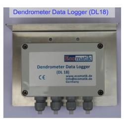 DL18 Gravador de Dados