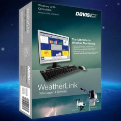 6510SER Serial Port WeatherLink Software (Windows)
