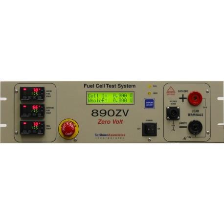 890ZV Carga do Teste SOFC