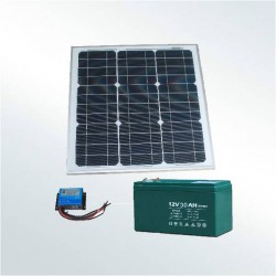 AO95-03 Sistema de Suministro de Energía Solar