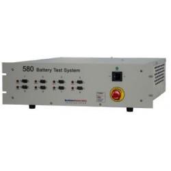 580 Sistema de Teste da Bateria (8 canais expansíveis para 32) (alcance atual de 10 μA a 1 A)