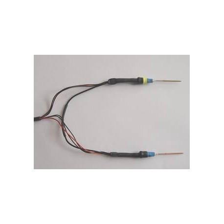 SF-G Sensor Fluxo de Seiva Ecomatik: 2 agulhas