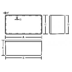 BX-Series Caja de Proyectos (Serie BX)