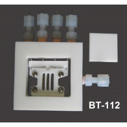 BT-112 4 Electrode Conductivity Cell (for Scribner & Fuel Cell Technologies Fuel Cell s)