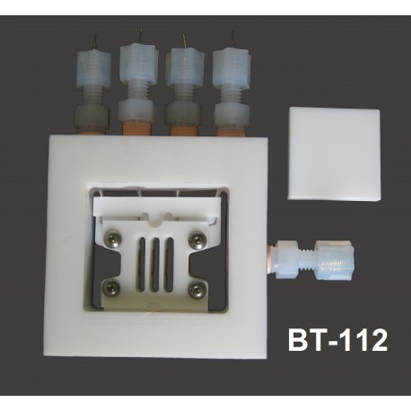 BT-112 4 Electrode Conductivity Cell (for Scribner & Fuel Cell Technologies  Fuel Cell s) - Maranata-Madrid SL - NIF B-85746204