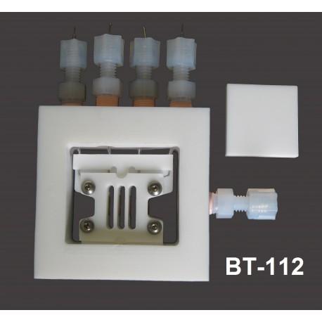 Célula de condutividade BT-112 com 4 eletrodos
