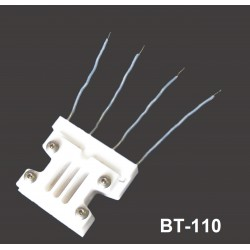 BT-110 Membrane Clamp for Measuring Ionic Conductivity