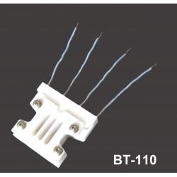 BT-110 Pinza para Medir Membranas de Conductividad Iónica
