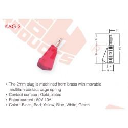 KAG-2 (2 mm Plug)