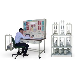 Nvis7089A Electrical Workstation