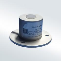 Sensor de radiación UV