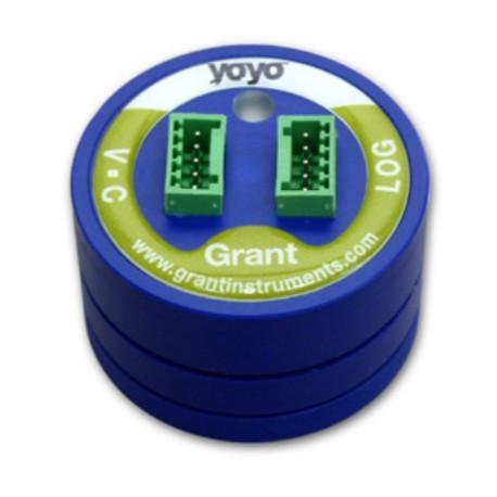 2YL-M37-4M Multi Terminal Input Logger (Flexible Input Terminals - All Sensors + Strain Gauge)