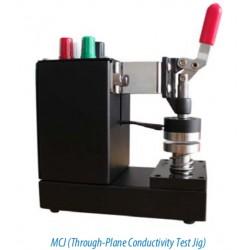 MCJ Equipamento para medir condutividade no PlanoTransversal