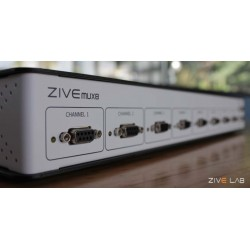 MUX8B Multiplexer for Zive Potentiostat