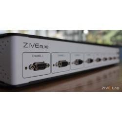MUX8B Multiplexor para Potenciostato Zive