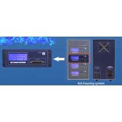ZIVE MP1 Potenciostato / Galvanostato / FRA / ZRA Multicanal (10 V / 1 A)