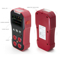 AO-4AS Detector Multi-Gás 4 em 1