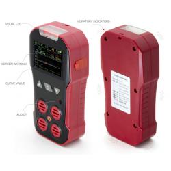 AO-4AS Detector Multi-Gas 4 en 1