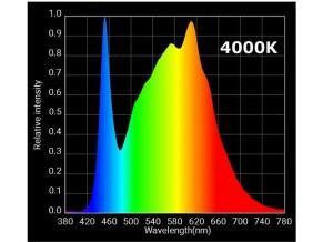 Quantum Light 0-4000 µmol