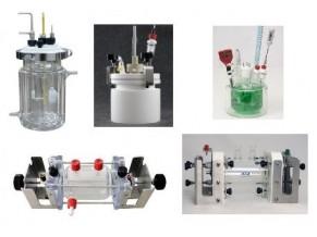 Porta-Amostras para Eletroquímica